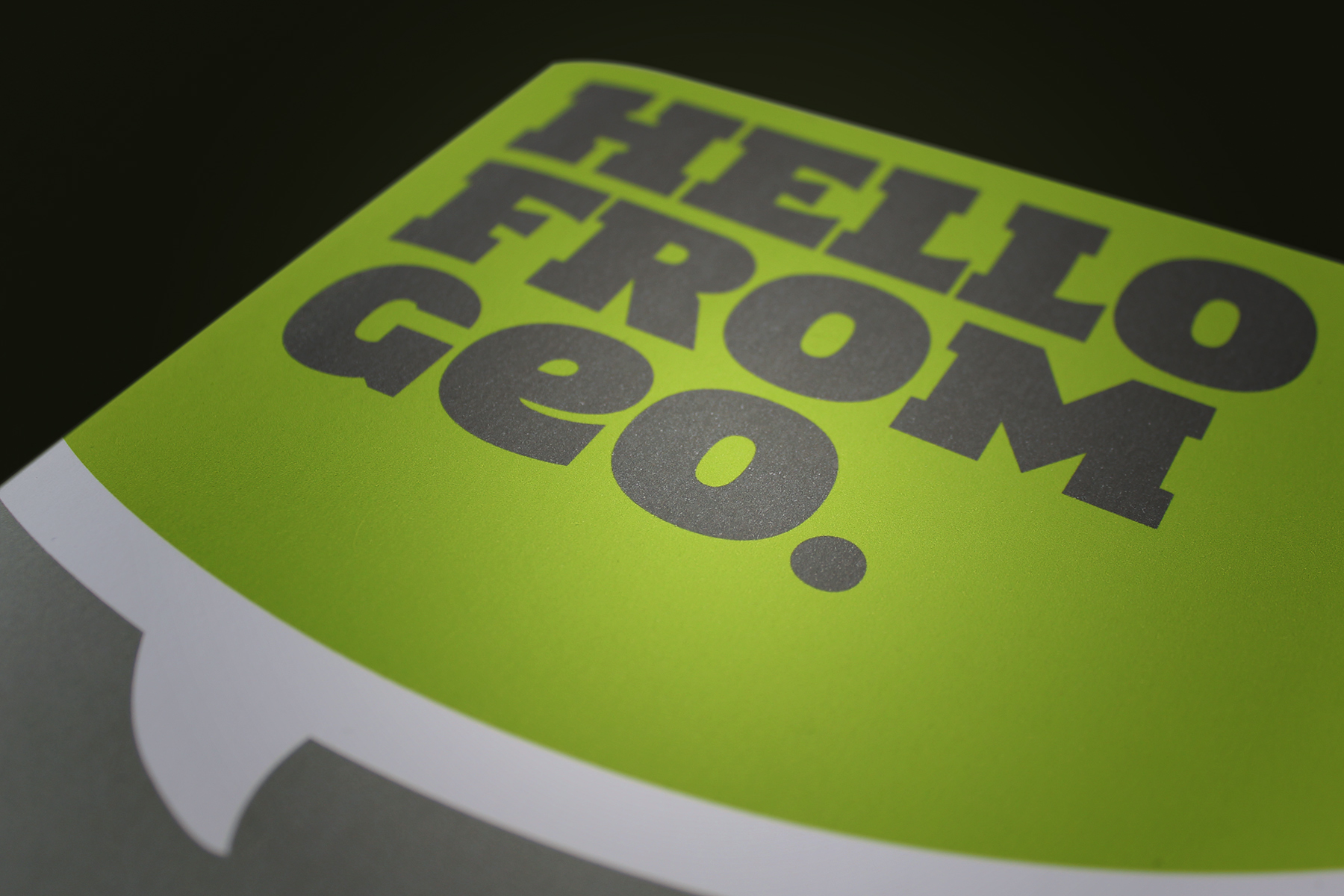 Geo provide dedicated fibre based data services in the UK.
