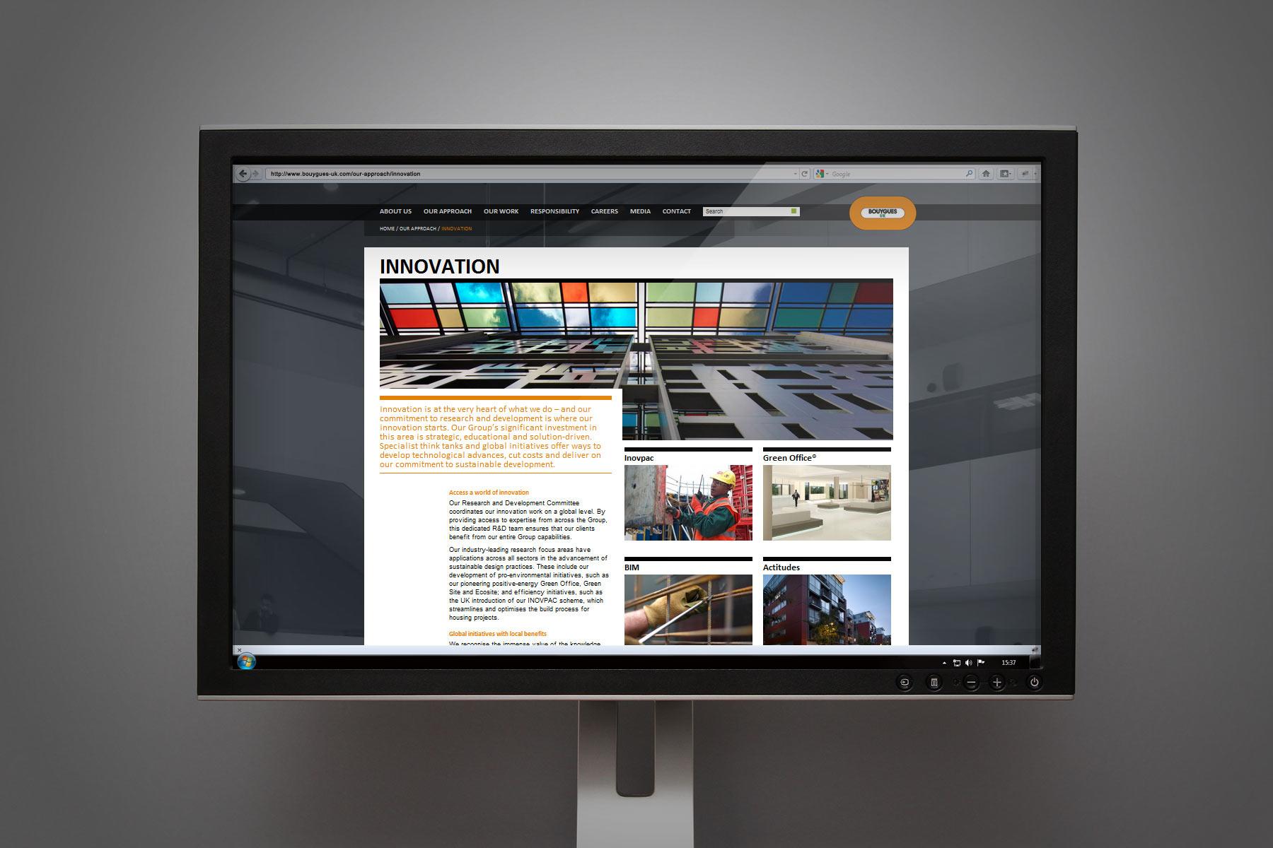 We built a user-friendly management system based on the Wordpress platform.