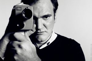 Brat with a film camera - Quentin Tarantino