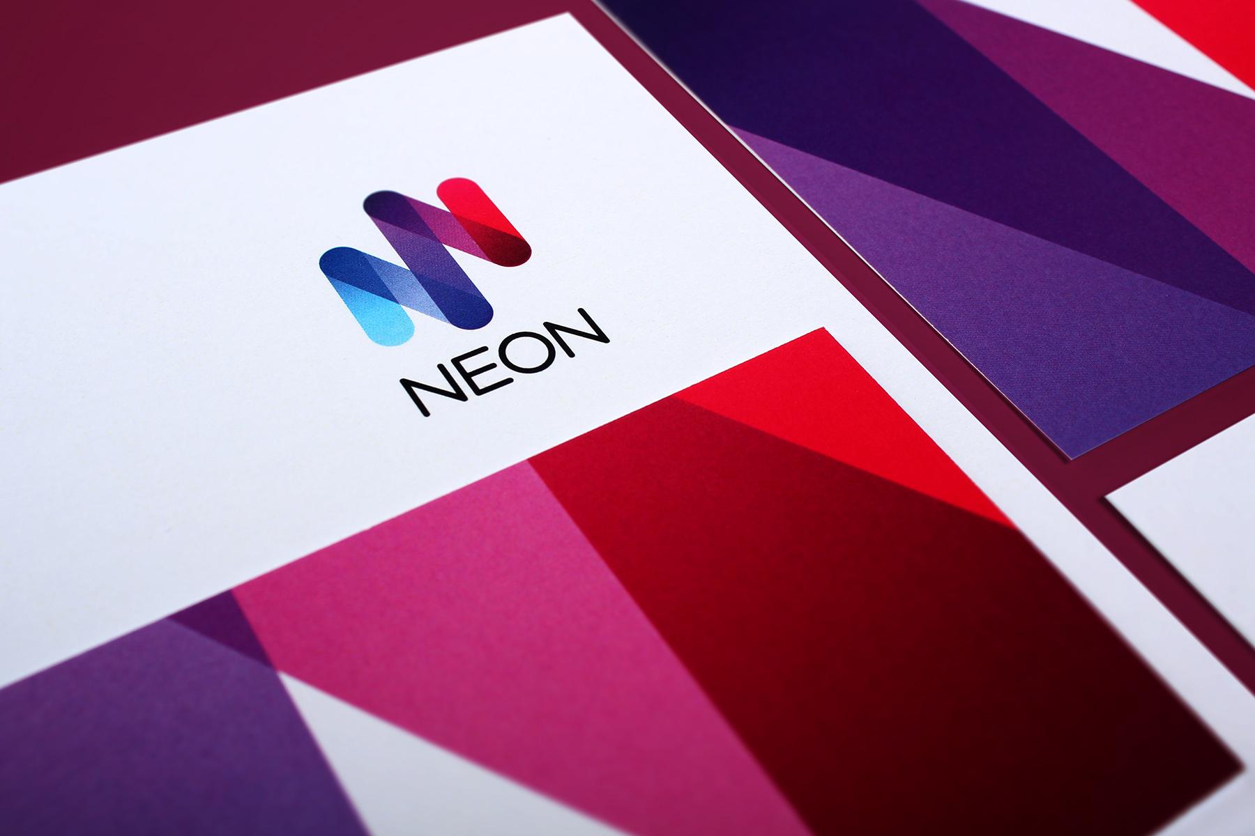 Firedog Creative Branding Agency Neon Underwriting Brand Identity