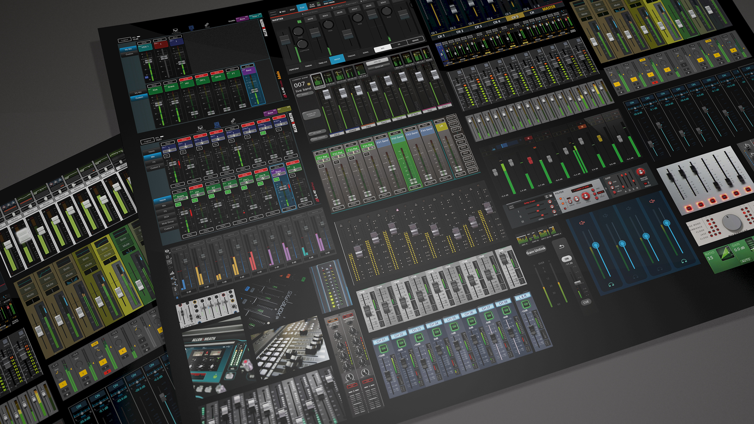 We delved deep into the controller software space analysing a wealth of sliders, faders and buttons.